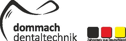 Dommach Zahntechnik Logo